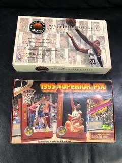 官方offical 正版NBA籃球球星卡(賽季1993-94,1994-95)