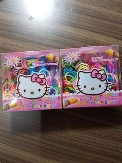Hello Kitty colour band set 2 boxes