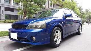 0元即可輕鬆購車 🉑️私下分期 2004 ford  teirra 1.6