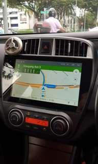 Android Audio system for Nissan Sylphy G11 (2006-2013)