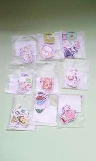 Stickers Flakes Seal