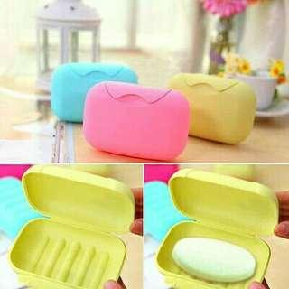 Soap Travel Organizer Anti Leak Case