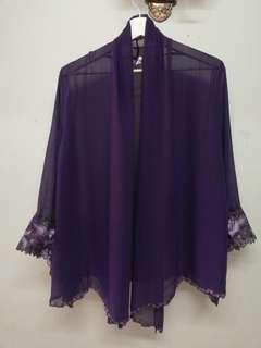 064 Kebaya Kimono Cardigan Tops