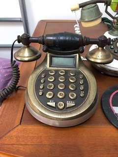 🚚 古董電話