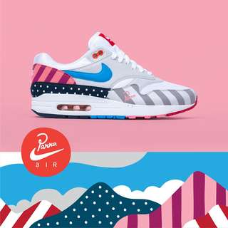 2c1268a859 air max parra | Sneakers | Carousell Singapore