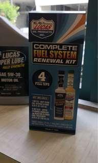 Lucas complete fuel system renewal kit