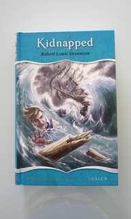 Almost new classic novel - Kidnapped