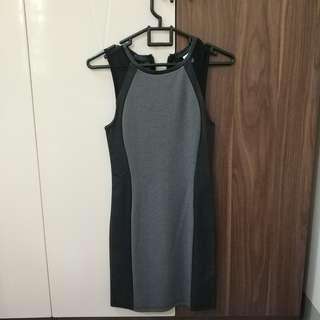 Dress H&M Press bodycon