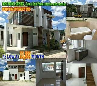 2 Bedroom House Ready for Occupancy Unit in Talamban Cebu