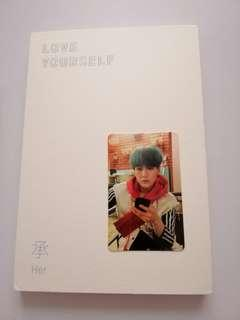 [WTT/WTS] BTS Love Yourself: Her Official Photocard
