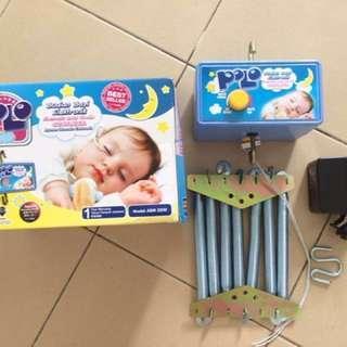 Polo Electric Craddle (Yao Lan)