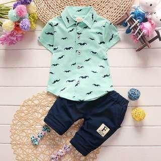 OUTFIT - TACHE (GREEN)