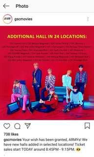 Wts : BTS BURN THE STAGE