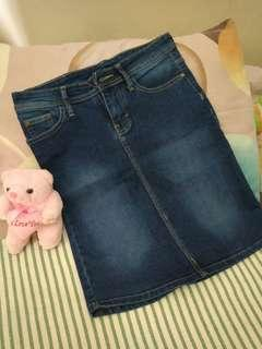 SALE Jeans Skirt (new)