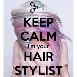 Full Time Hair Stylist