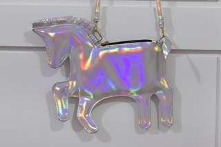 tas Unicorn Hologram