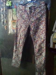 Flower pants #oktosale