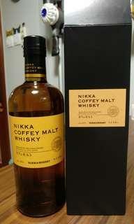 Nikka Coffey Malt Whisky #余市#一甲#購自日本