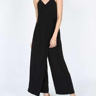 🚚 [PRICE REDUCED] LB Jerioth Asymmetrical Jumpsuit XS