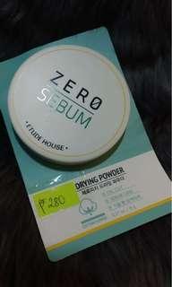 Zero Sebum