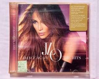 CD Original Jennifer Lopez - Dance Again...The Hits
