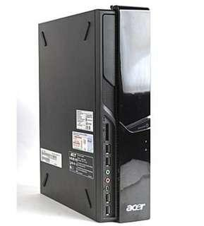Acer Aspire X3600  Home Theater Desktop 小型家庭影院電腦