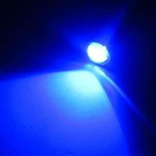 Eagle Eye 1 LED DRL for Car and Bike 18 MM BLUE Color