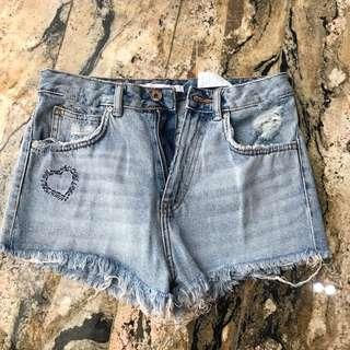 ZARA DENIM Short pants