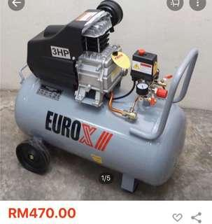 Air compressor 3hp 50L