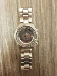 Cyma Gmt watch