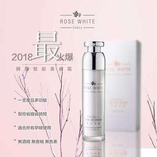 ROSE WHITE KOREA TONE UP CREAM