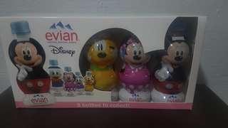 Evian Disney Collectables Set