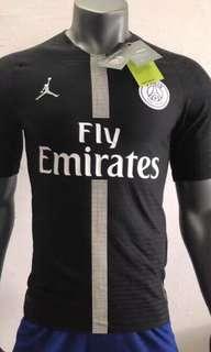 PSG Jordan jersey player version