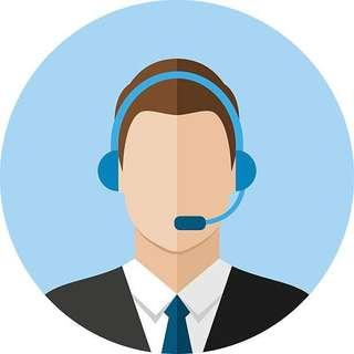 Telemarketer (Part-time/Full-time)