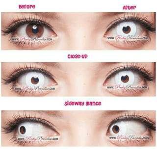 Sadako Contact Lens