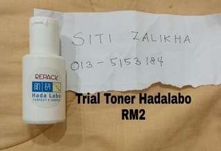 Tiral Toner Hadalabo