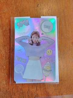 Twice - Twicecoaster LANE 1 Nayeon TT Holo card