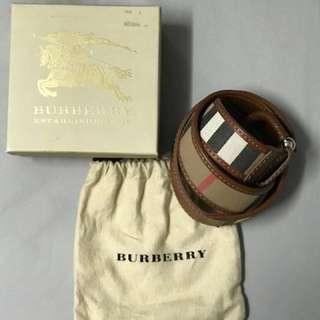 Burberry Classic Ladies Belt