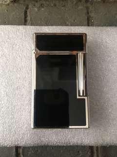 ⚜️Davidoff Black Lacquer Palladium Coated Lighter⚜️