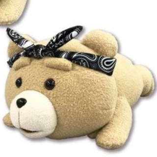 Ted 賤熊 毛公仔
