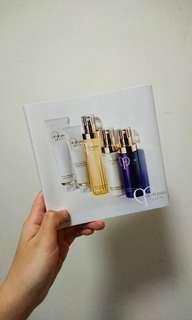 Cpb cle be peau 卸妝 洗面奶 化妝水 乳液 化妝棉 試用 sample
