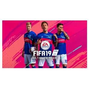 PS4 FIFA 19 ULTIMATE TEAM ICON PHYSICAL CARD