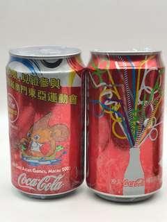 澳門可樂紀念罐