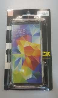 New Samsung Galaxy S8 Plus Full Cover Jelly Case (Clear)