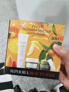 Fresh Vitamin Nectar Glow Ritual Set