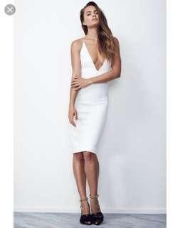 Maurie & Eve Aquila Dress White