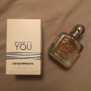 Emporio Armani womens perfume !