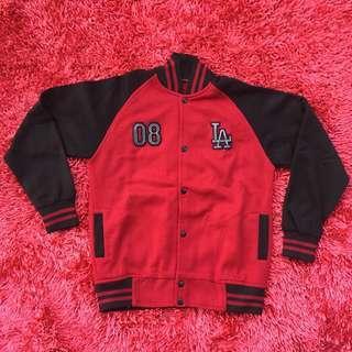 varsity / baseball jacket