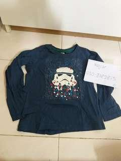 Long Sleeve Shirt 2-3y