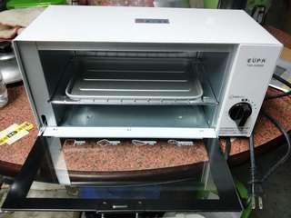 EUPA電烤箱 TSK-K0698 內附保證書106.12.18 在保固期內